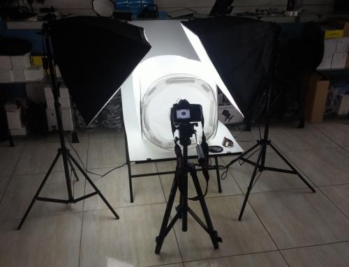 Como fotografar relogio