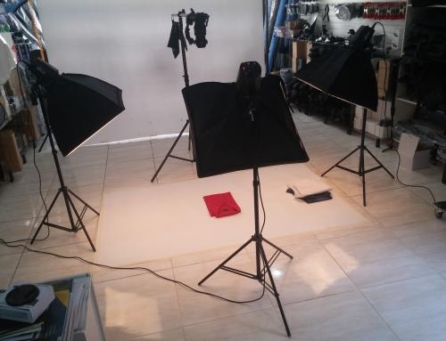 Como fotografar roupas