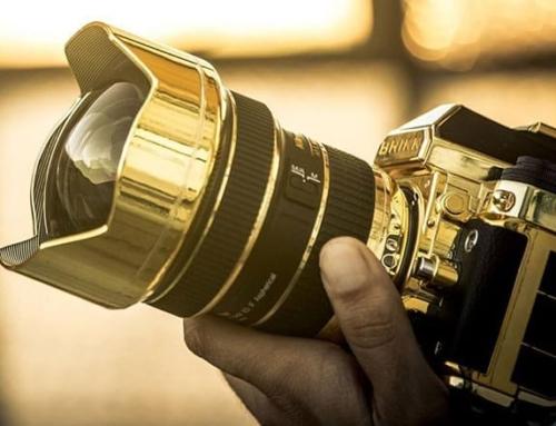 Câmera fotográfica 2017