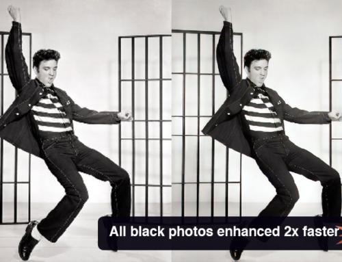 Melhorar resolução de foto