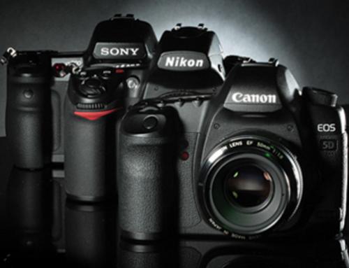Canon, Nikon ou Sony?